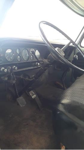 ford f 11 000  carroceria   ano 1985. u dono raridade