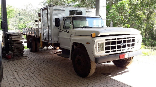 ford f 11000 4x2 ano 1991/1992 cabine suplementar / munck