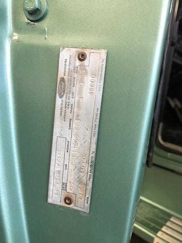 ford - f-11000 6x2 3e 2p  1986