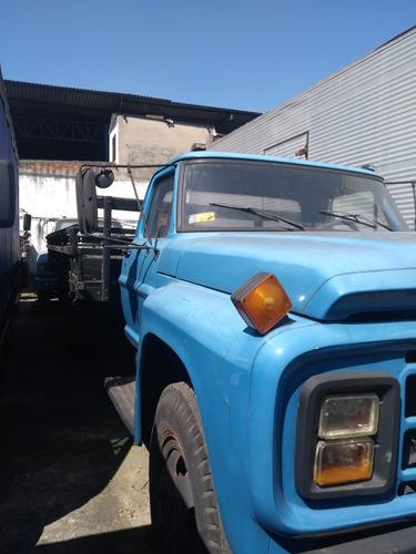 ford  f. 11000  toco carroceria de madeira ano 1986