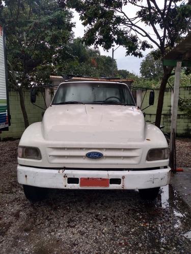 ford f-12000, ano 96, caçamba basculante