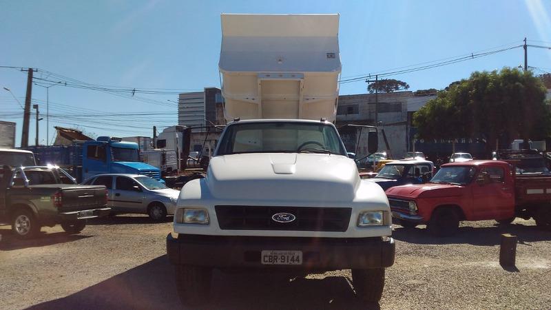 ford f 12000 toco 4x2 - caçamba 1995