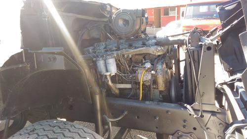 ford f 12000 toco 4x2 - caçamba 1995 - basculante reduzido