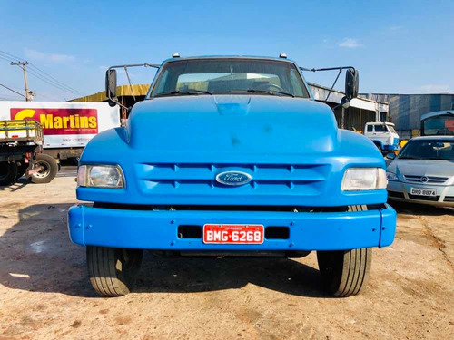 ford f 14000 ano 1993 6x2 no chassi (raridade)