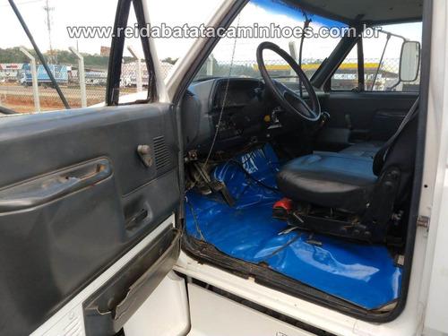 ford f-14000 toco mwm 6 cilindros caçamba basculante
