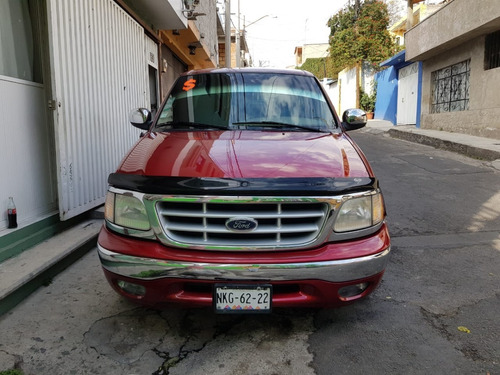 ford, f-150, 2000