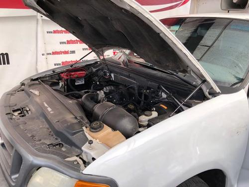 ford f-150 2009 redilas, aire acondicionado