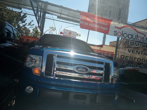 ford f-150 2011 blindada nivel 5