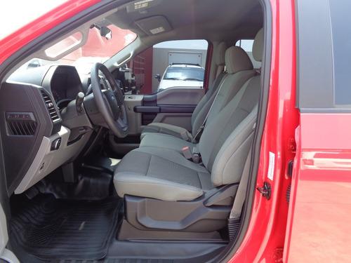 ford f-150 3.5 doble cabina v6 4x2 at 2018 rojo rancing