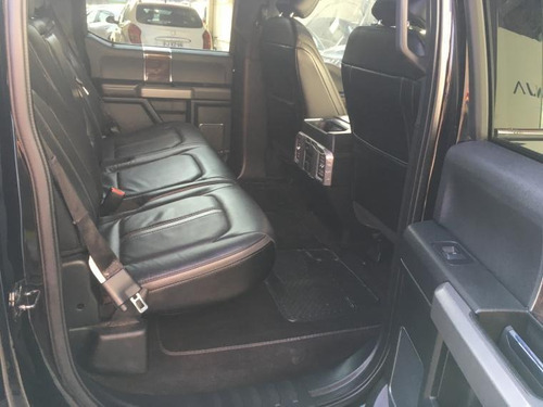 ford f-150  3.5 platinum auto ecoboost 4wd 2017