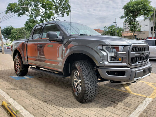 ford f-150 3.5 v6 ecoboost gasolina raptor cd 4wd