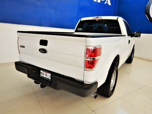 ford f-150 3.7 xl cabina regular 4x2 aut. 2014