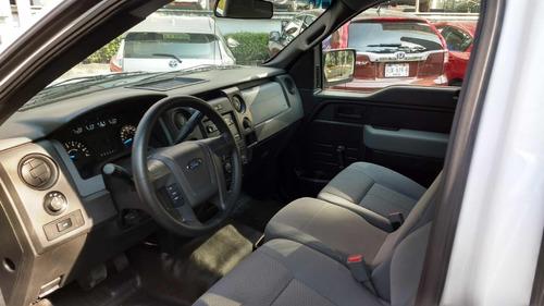 ford f-150 3.7 xl cabina regular 4x4 mt 2014