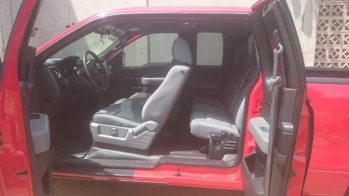 ford f-150 3.7 xl cabina y media 4x2 automática