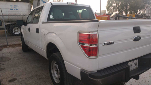 ford f-150 3.7 xl cabina y media 4x2 mt 2014