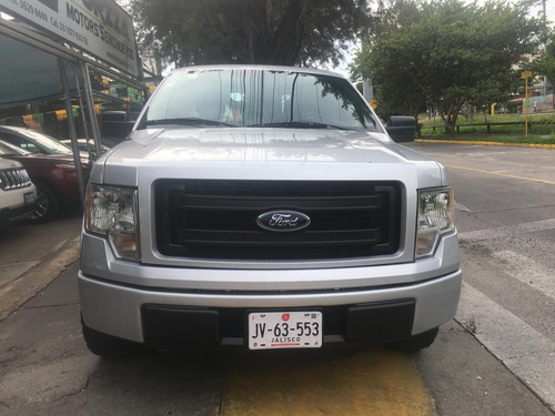 ford f-150 3.7 xl cabina y media 4x2 mt
