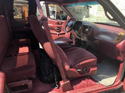 ford f-150 4.6 xl cabina doble 4x2 mt 1997
