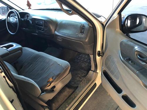 ford f-150 4.6 xl cabina doble 4x2 mt 1999