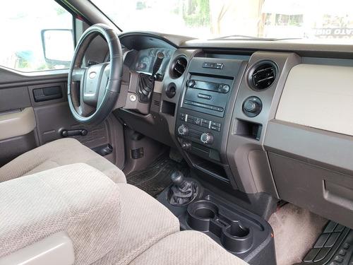 ford f-150 4x4 automatica 8 cil factura de agencia