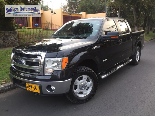 ford f-150 4x4  doble cabina ecoboost