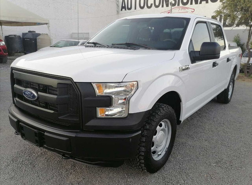 ford f-150 5.0l doble cabina v8 4x4 at 2016