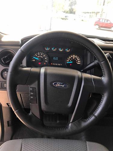 ford f-150 5.0l xl cabina y media 4x2 mt 2014