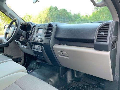 ford f-150 cabina sencilla 4x4 2016