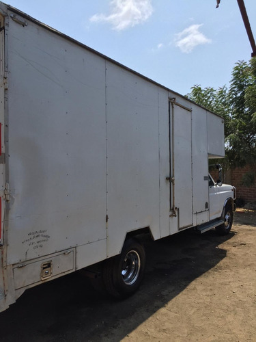 ford f-150 caja seca