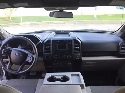 ford f 150 crew cab xl 4x2 modelo 2017