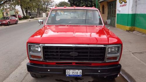 ford f-150 custom 8cl modelo 1984