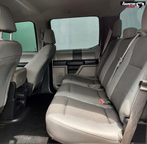 ford f-150 doble cabina blanco 2015