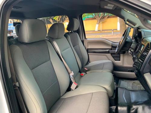 ford f-150 doble cabina v6 4x2 factura agencia t/pagado
