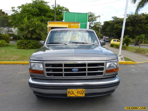 ford f-150 flairside xlt