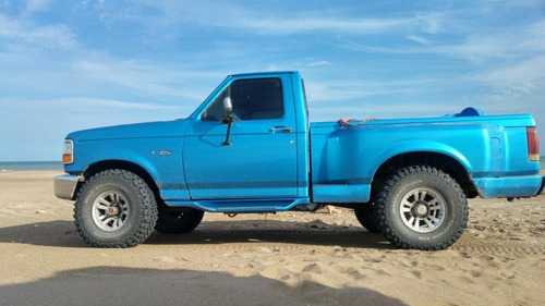 ford f-150 flare side 6 cil 4.9