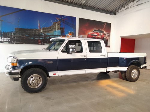 ford f-150 ford 350 xlt doble cabina coleccion