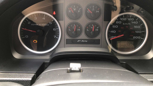 ford f-150 fx4 at 5.4 blindada