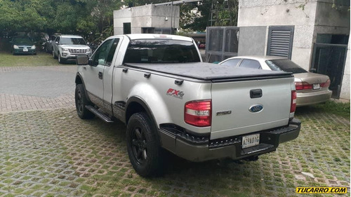 ford f-150 fx4 road