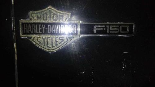 ford f-150 harley davidson