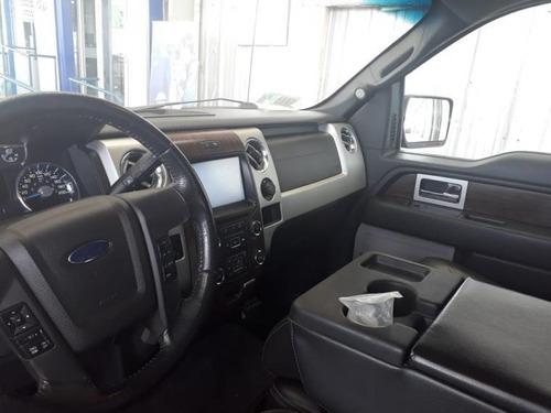 ford f-150  lariat 4x4 5.0 aut descuenta iva 2014