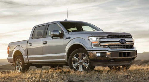 ford f-150 lariat luxury 2020 as1