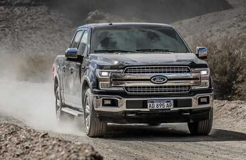 ford f-150 lariat luxury 2020 as2