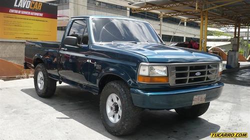 ford f-150 pick-up 4x4