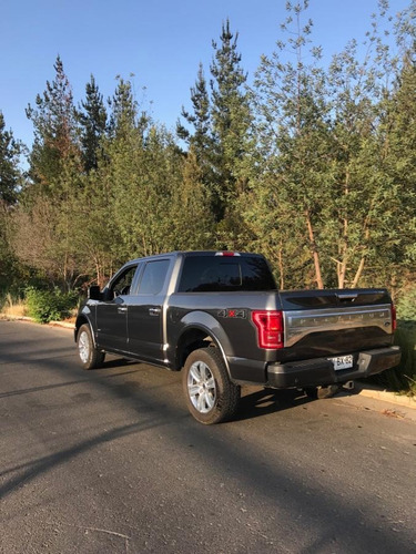 ford f 150 platinum 4+4  3.5 a t casi nueva!!