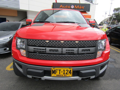 ford f-150 raptor 6.2 at
