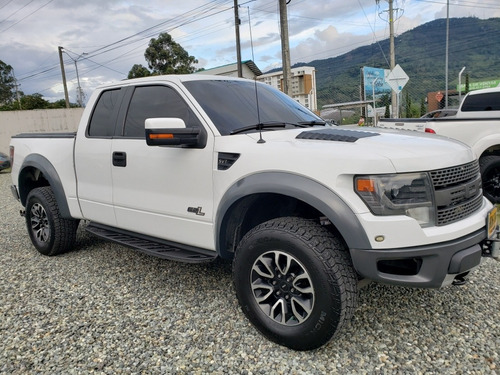 ford f-150 raptor 6.2 svt