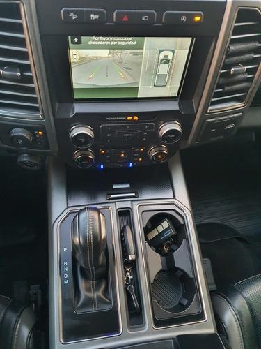 ford f-150 raptor automatico 4x4 modelo 2018