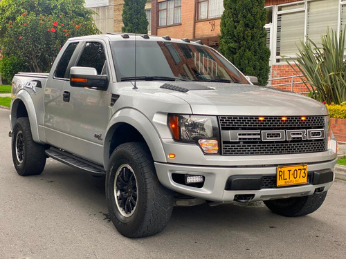ford f-150 raptor svt