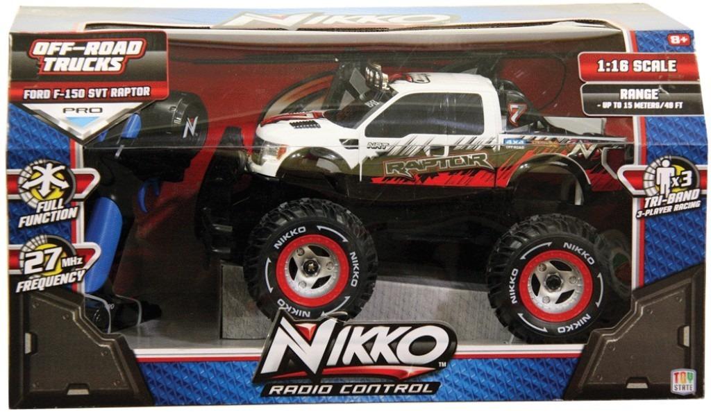 Ford F-150 Svt Raptor Nikko R/c Escala 1:16 - $ 1,699.00 ...