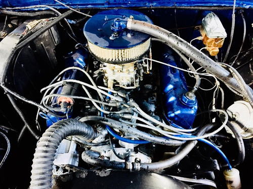 ford f-150 transmisión automati