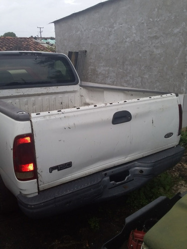 ford f-150 version pick up mexicana 2007